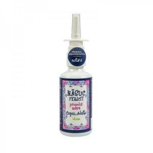 Nasuc Fericit – spray nas – COPII -tratament natural pentru raceala-20ml/50ml