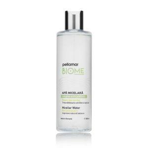 Apa micelara pentru ten uscat Biome, 250 ml, Pellamar