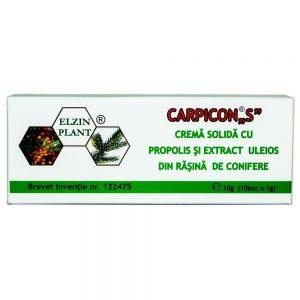 Supozitoare cu rasina,propolis si conifer Conimed Sp, 10 supozitoare, Elzin Plant