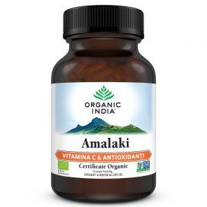 Amalaki Vitamina C si Antioxidanti Naturali, 60 capsule, Organic India