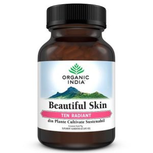 Beautiful Skin, Ten Radiant, 60 capsule, Organic India