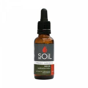 Ulei Baza Neem 100% Organic ECOCERT 30ml SOiL