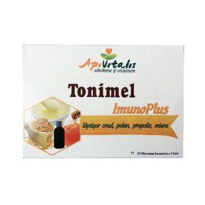 Tonimel Imunoplus 10 Fiole / 20 Fiole Api Vitalis