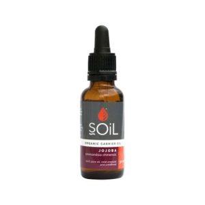 Ulei Baza Jojoba 100% Organic ECOCERT 30ml  SOiL