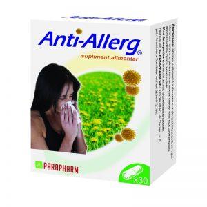 Anti-Allerg, 30 capsule, Parapharm