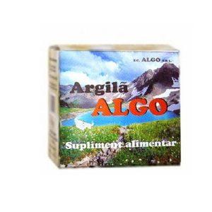 Argila pulbere, 500 g Algo