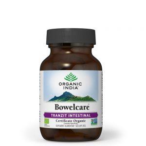 Bowelcare, 60 capsule, Organic India