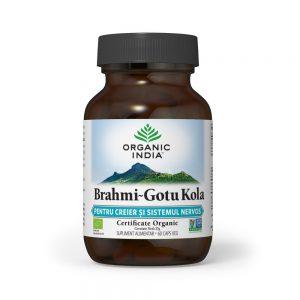 Brahmi Gotu Kola, 60 capsule, Organic India