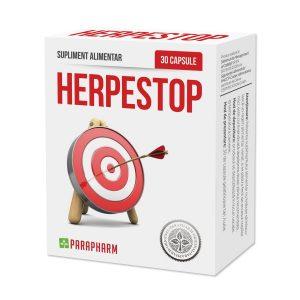 Herpes Stop, 30 capsule, Parapharm