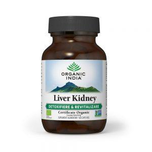 Liver Kidney, 60 capsule, Organic India