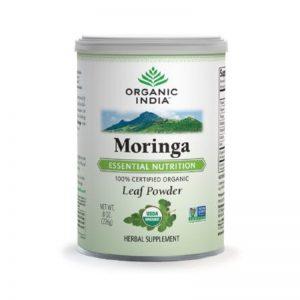 Moringa, Nutritie Esentiala, 100g, Organic India