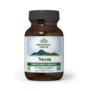 Neem, 60 capsule, Organic India