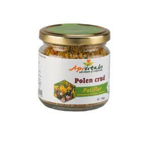 Polen crud, Api Vitalis, Poliflor, 130 g/250 g