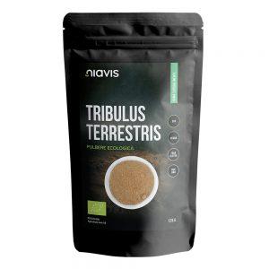 Tribulus Terrestris pulbere ecologica, 125g, Niavis