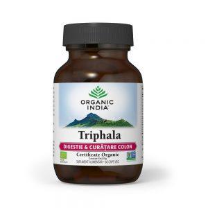 Triphala, 60 capsule, Organic India