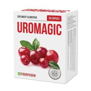 Uro-Magic, 30 capsule, Parapharm