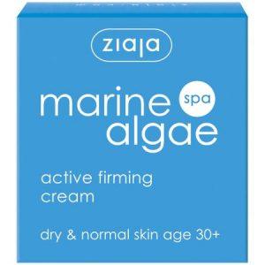 Crema intensiv hidratanta cu extract de alge marine SPA, 50 ml, Ziaja