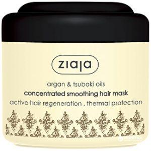 Mască pentru par uscat și deteriorat Argan Oil, 200 ml, Ziaja