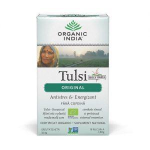 Ceai Tulsi Original 18 IB  Organic India
