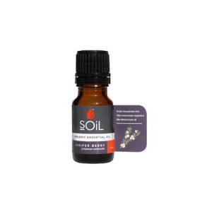 SOiL Ulei Esential Juniper 100% Organic ECOCERT 10ml