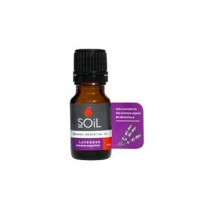 Ulei Esențial Lavanda Pur 100% Organic , 10 ml, SOiL