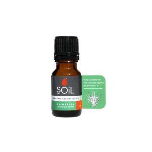 SOiL Ulei Esential Palmarosa 100% Organic ECOCERT 10ml