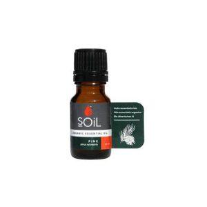 SOiL Ulei Esential Pin 100% Organic ECOCERT 10ml