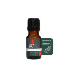 SOiL Ulei Esential Rosemary 100% Organic ECOCERT 10ml