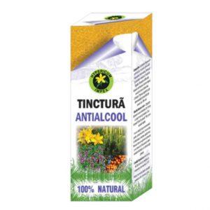 Tinctura Antialcool, 50 ml, Hypericum