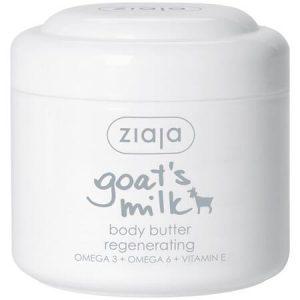 Unt de corp intens hidratant cu lapte de capra, 200 ml, Ziaja