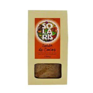Zahar de Cocos 150g/250g SOLARIS