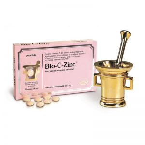 Bio-C-Zinc, 30 tablete, Pharma Nord
