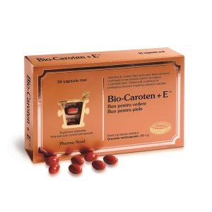 Bio-Caroten + E, 30 capsule, Pharma Nord