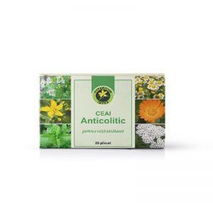 Ceai Anticolitic, 20 plicuri, Hypericum