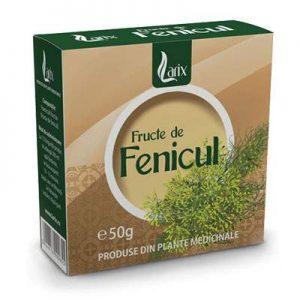 Ceai – fructe de fenicul, 50 g, Larix