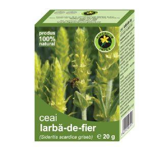 Ceai de iarbă de fier, 20 g, Hypericum