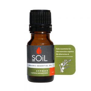 Ulei Esential Cypress  100% Organic ECOCERT 10ml
