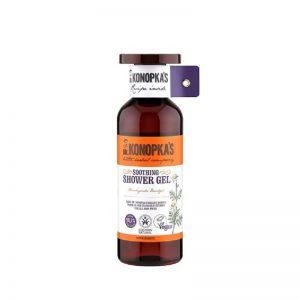 Gel de duș calmant, 500 ml, F26187 Dr. Konopkas