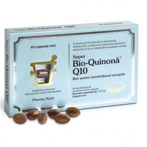 Super Bio-Quinona Q10 30 mg, 30 capsule / 60 capsule, Pharma Nord