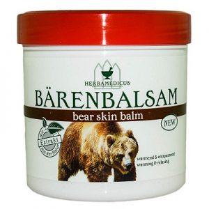 Gel antireumatic Puterea Ursului, 250 ml, Herbamedicus