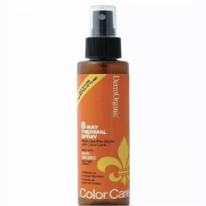 Spray pentru protectie termica cu 8 beneficii, 150 ml, DermOrganic