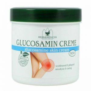 Crema Glucosamina 250ml Herbamedicus