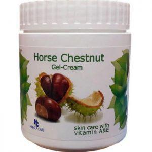 Gel crema de Castane impotriva durerilor musculare si articulare, 500 ml, Hunca Kozmetik