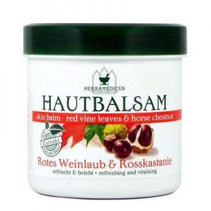 Balsam (vita de vie+castane) pentru racorire, Herbamedicus, 250ml