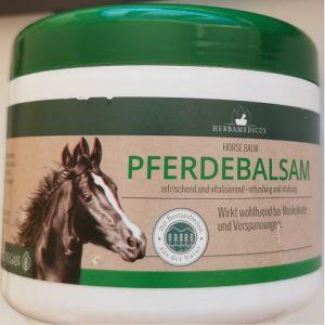 Gel Puterea Calului Camfor, 500 ml, Herbamedicus