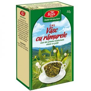 Ceai Vâsc cu rămurele C41, 50 g, Fares