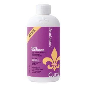 Conditionator pentru par cret, 350 ml, DermOrganic