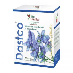 Dastco, 30 capsule, Bio Vitality