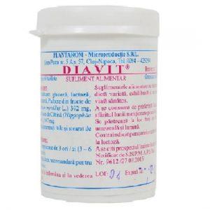 Diavit 1gr, 60 comprimate, Plantarom