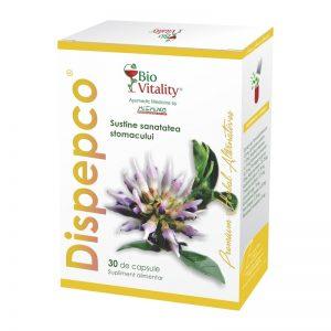 Dispepco, 30 capsule, Bio Vitality